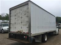 Used 2013 US Truck Body 20' VAN BODY for Sale