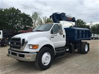 Used 2010 Ford F-750 for Sale