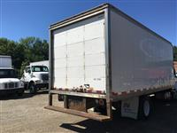 Used 2012US Truck Body20' VAN BODY for Sale