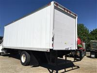 Used 2008 Morgan 26' VAN BODY for Sale