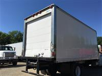 Used 2010 Morgan 20' REEFER BODY for Sale