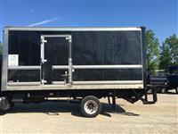 Used 2009 Morgan 18' VAN BODY for Sale