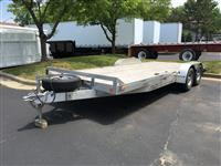Used 2014 American Hauler Industries 18' Implement Trailer for Sale