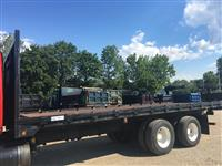 Used 2009 Supreme 24' Flatbed for Sale