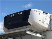 Used 2012 Carrier SUPRA 750 for Sale