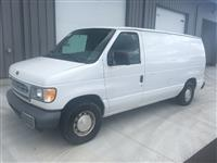 Used 2002 Ford E-150 for Sale