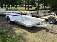 New 2017 H&H Trailers LSA 78X12FSA for Sale