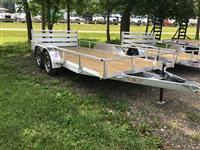 2017 H&H Trailers TRS8.5UT 16 RS