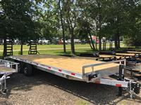 New 2017 H&H Trailers HAL20+Dove for Sale