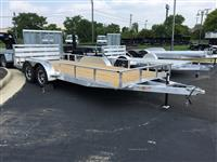 New 2017 H&H Trailers TRSA8.5UT 18 RS for Sale