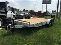 New 2017 H&H Trailers 8.5HDA18+Dove20 for Sale