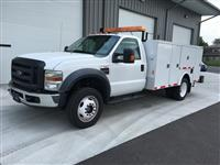 Used 2008 Ford F-550 for Sale