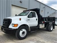 2007 Ford F-650