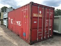 Used 2005 Equipment Leasing Solutions 20' Container for Sale