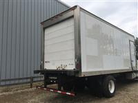 Used 2010Morgan22' REEFER BODY for Sale