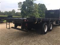 Used 2010Morgan24' Flatbed for Sale