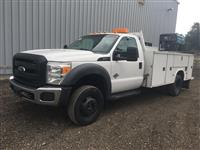 Used 2011 Ford F-550 for Sale