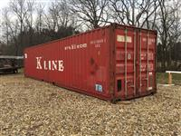 Used 2005 Equipment Leasing Solutions 40' Container for Sale