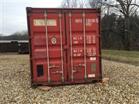 2005 Equipment Leasing Solutions- 40' Container