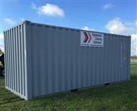 2017 Equipment Leasing Solutions 20' Container