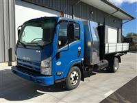 Used 2009 Isuzu NPR for Sale