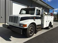 Used 2000International4700 for Sale