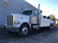 Used 2012 Peterbilt 389 for Sale