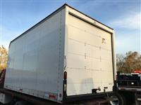 Used 2007Utilimaster16' VAN BODY for Sale
