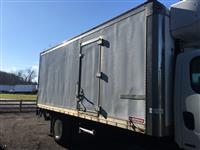 Used 2012Morgan20' Reefer Body for Sale
