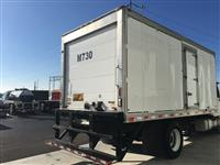 Used 2007 Kidron 18' REEFER BODY for Sale