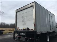 Used 2010 Kidron 18' REEFER BODY for Sale