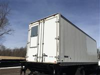 Used 2011 Morgan 26' VAN BODY for Sale