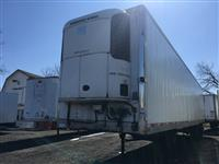 Used 2009Utility53' Refrigerated Trailer for Sale