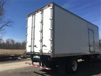 Used 2010 Morgan 22' REEFER BODY for Sale