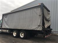 Used 2009 Morgan 24' Curtainside for Sale