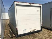 Used 2008 Utilimaster 16' VAN BODY for Sale