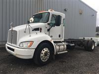 Used 2012 Kenworth T370 for Sale