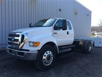 Used 2015FordF-750 for Sale