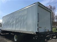 Used 2012 Morgan 24' VAN BODY for Sale