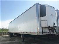 Used 2009 Utility 53' Refrigerated Trailer for Sale