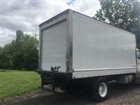 Used 2011 Morgan 18' REEFER BODY for Sale