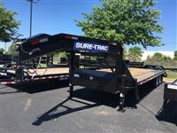 New 2018 Sure-Trac 8.5 X 20+5 Low Pro Deckover Tn for Sale