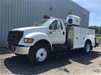 Used 2008 Ford F-750 for Sale