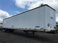 Used 2000 Stoughton 53' Trailer for Sale