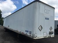 1997 Strick 53' Trailer