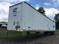 Used 1997 Strick 53' Trailer for Sale