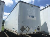 Used 2001 Stoughton 53' Trailer for Sale
