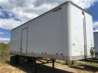 Used 2011 Great Dane 28' Trailer for Sale