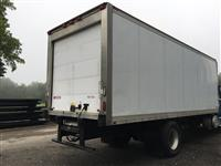 Used 2012 Morgan 24' REEFER BODY for Sale