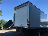 Used 2013 Morgan 22' REEFER BODY for Sale